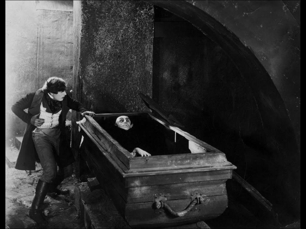 HUTTER & NOSFERATU | Mark Tipton Music